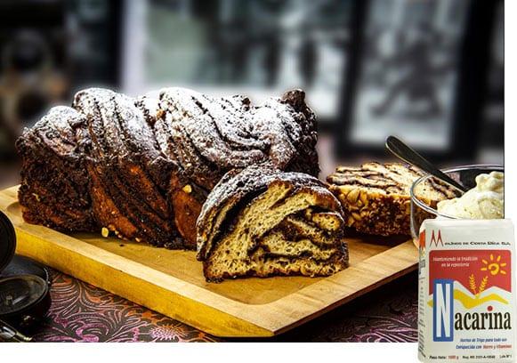 receta_pan_trenzado_de-chocolate_en_molde